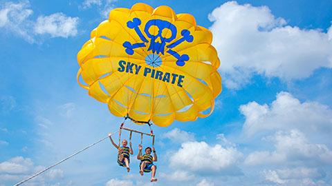 Sky Pirate Parasail