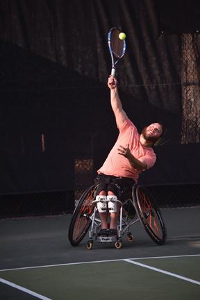 Wheelchairtennis