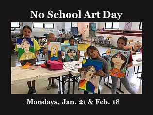 noschoolartday