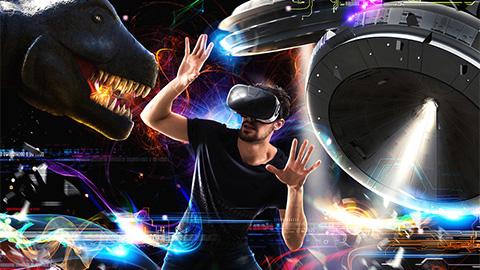 Atomic VR Arcade
