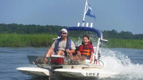 Bluewater Adventure HHI