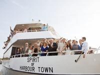Vagabond Cruise Wedding Charters