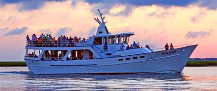 Captain Mark's Dolphin Cruises