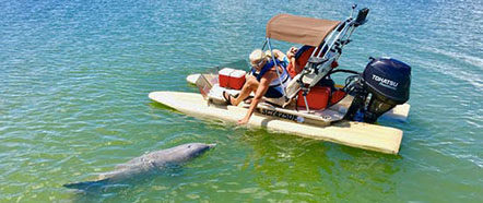 Island Skiff Adventure Tours