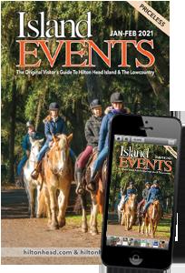 Island Events Jan-Feb 2021