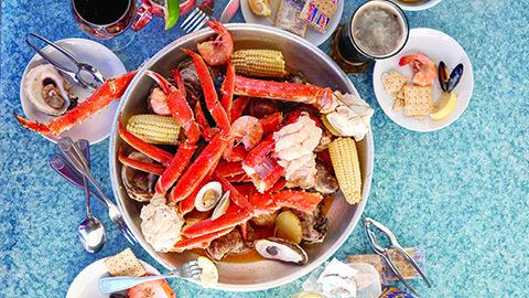 Poseidon Coastal Cuisine