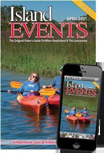 Island Events April 2021